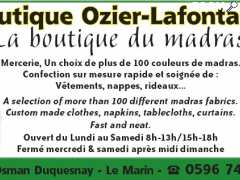 picture of Boutique OZIER-LAFONTAINE
